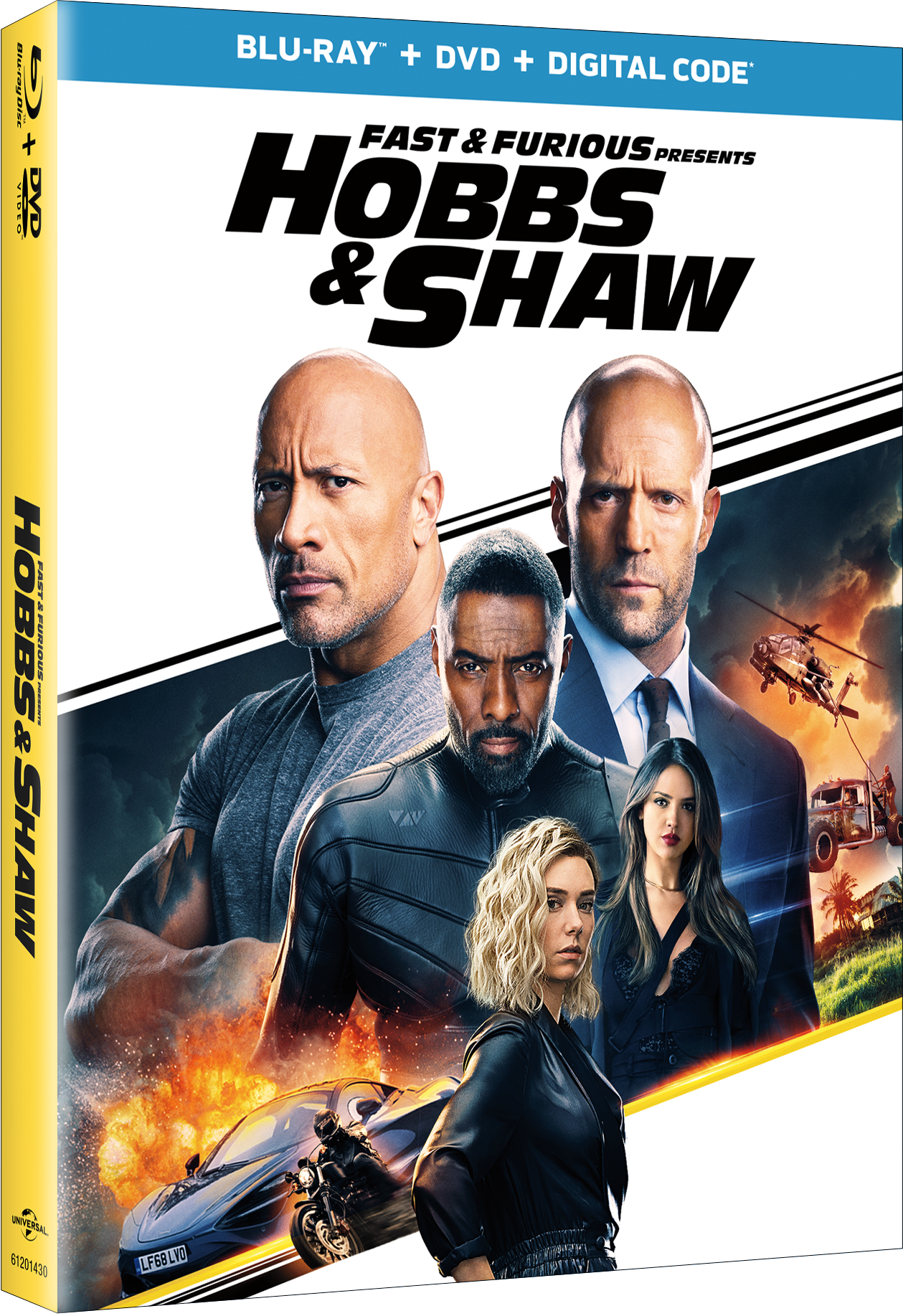 Buy Hobbs & Shaw on Blu-ray.