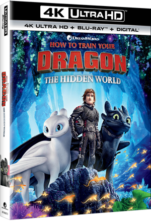 Buy How To Train Your Dragon: The Hidden World on 4k Ultra-HD.