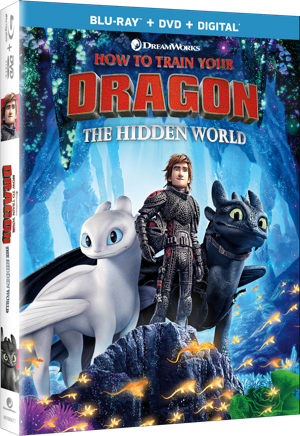Buy How To Train Your Dragon: The Hidden World on Blu-ray.
