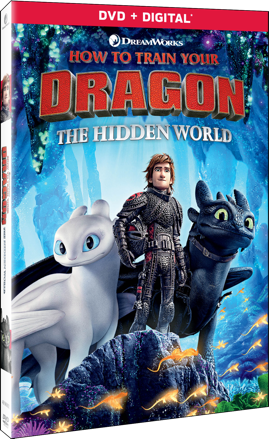 Buy How To Train Your Dragon: The Hidden World on DVD.