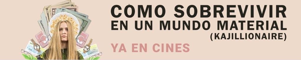 Banner de CÓMO SOBREVIVIR EN UN MUNDO MATERIAL