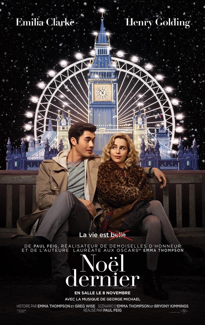 Poster image for Noël dernier