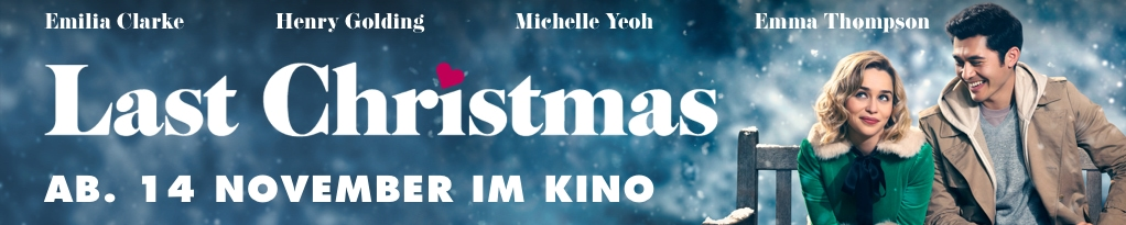 Last Christmas Banner
