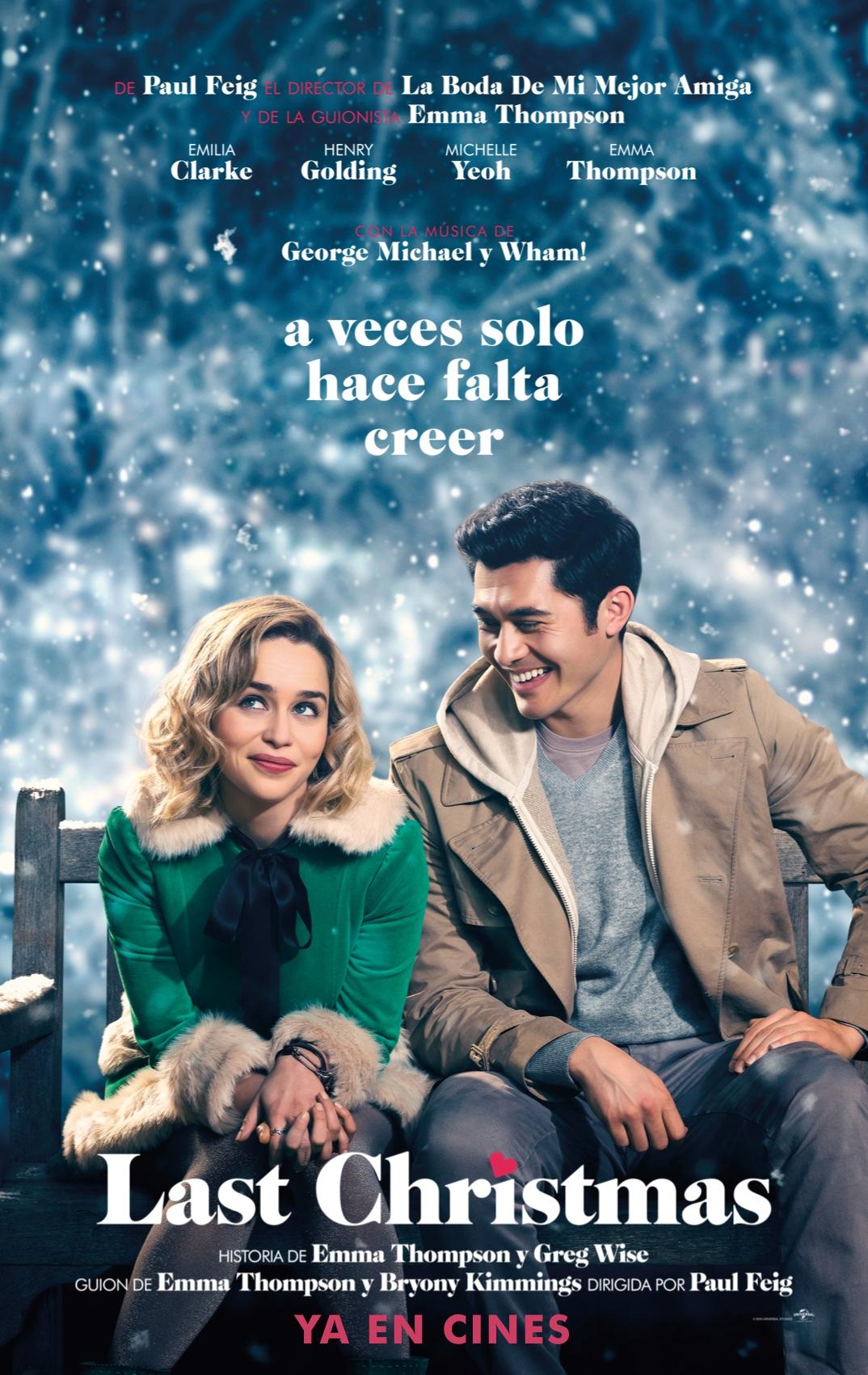 Poster de LAST CHRISTMAS