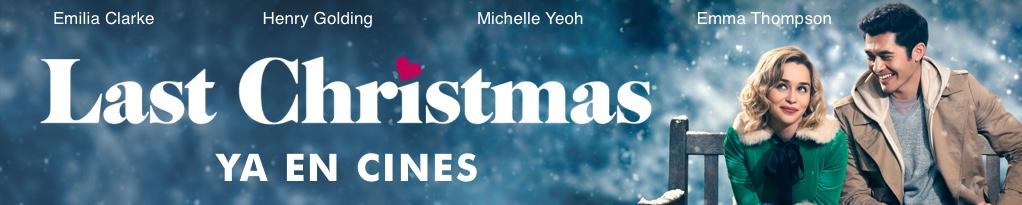 Banner de LAST CHRISTMAS