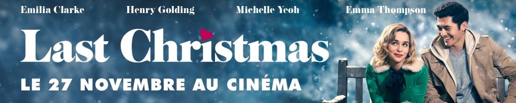 Bannière du film Last Christmas