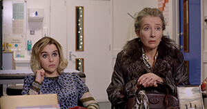 Emilia Clarke and Emma Thompson in Last Christmas (2019 Movie)