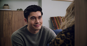 Henry Golding in Last Christmas (2019 Movie)