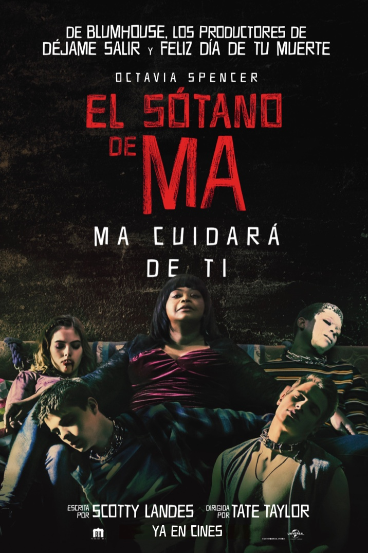 Poster for EL SÓTANO DE MA
