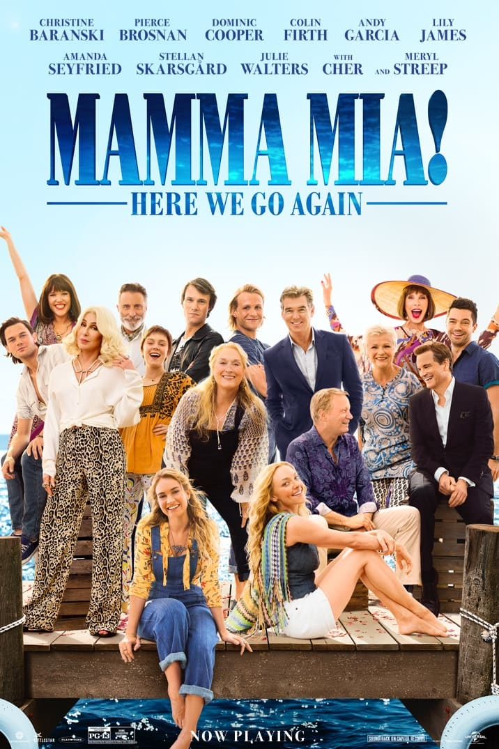 Mamma Mia Here We Go Again Get Tickets Order Now