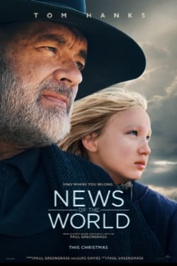 News of the World Poster (2020 Movie)