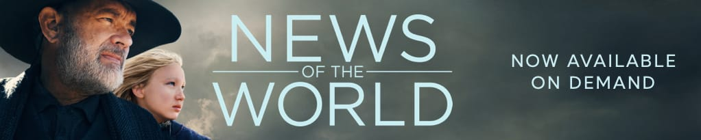 Poster image for News of the World