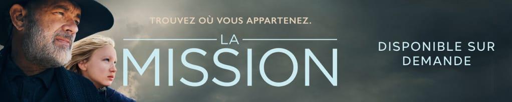 Poster image for La Mission