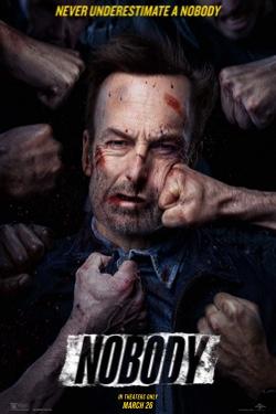 Nobody Movie Poster (2021 movie)