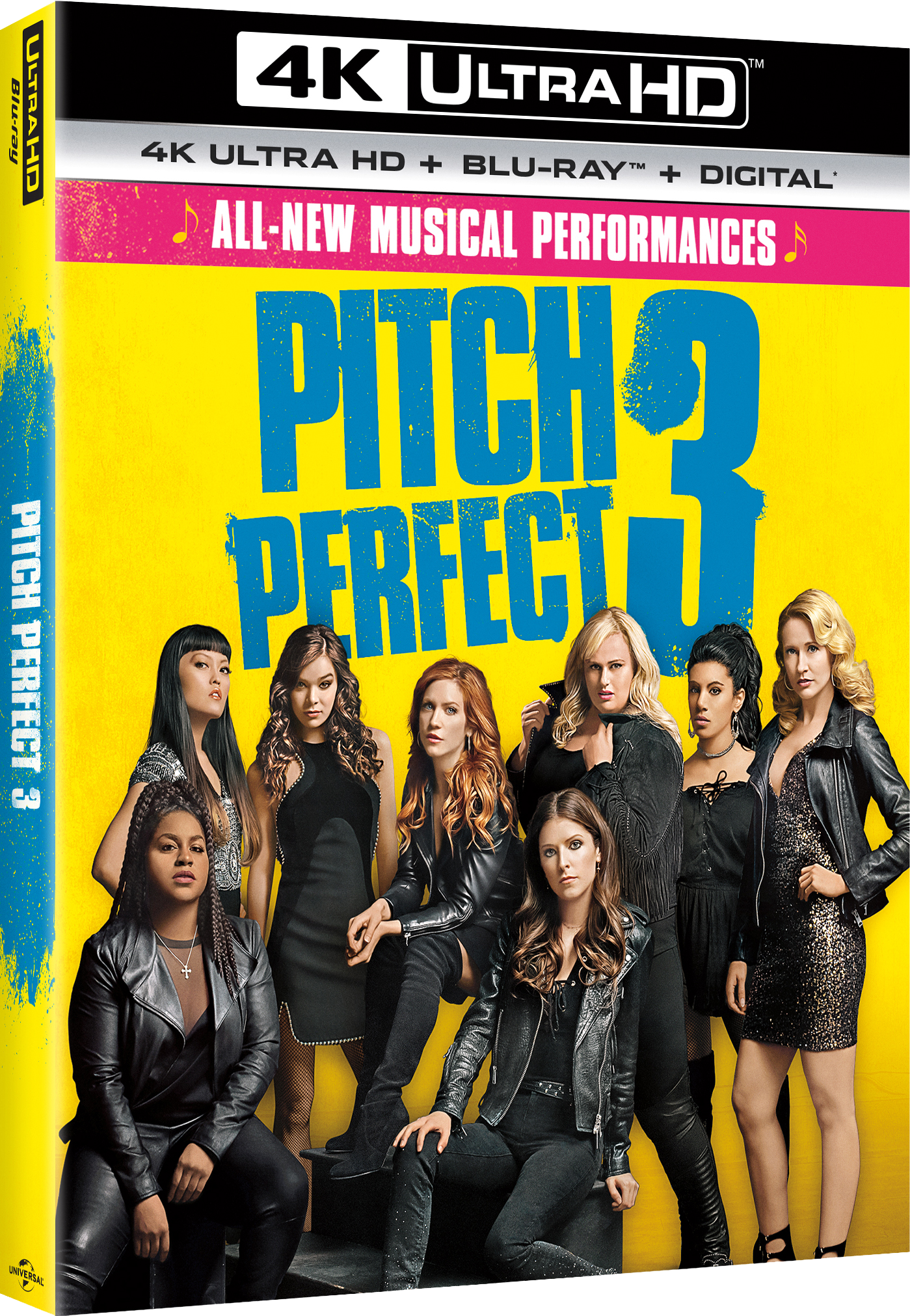 Pitch Perfect 3 | Trailer & Movie Site | Blu-ray™, DVD