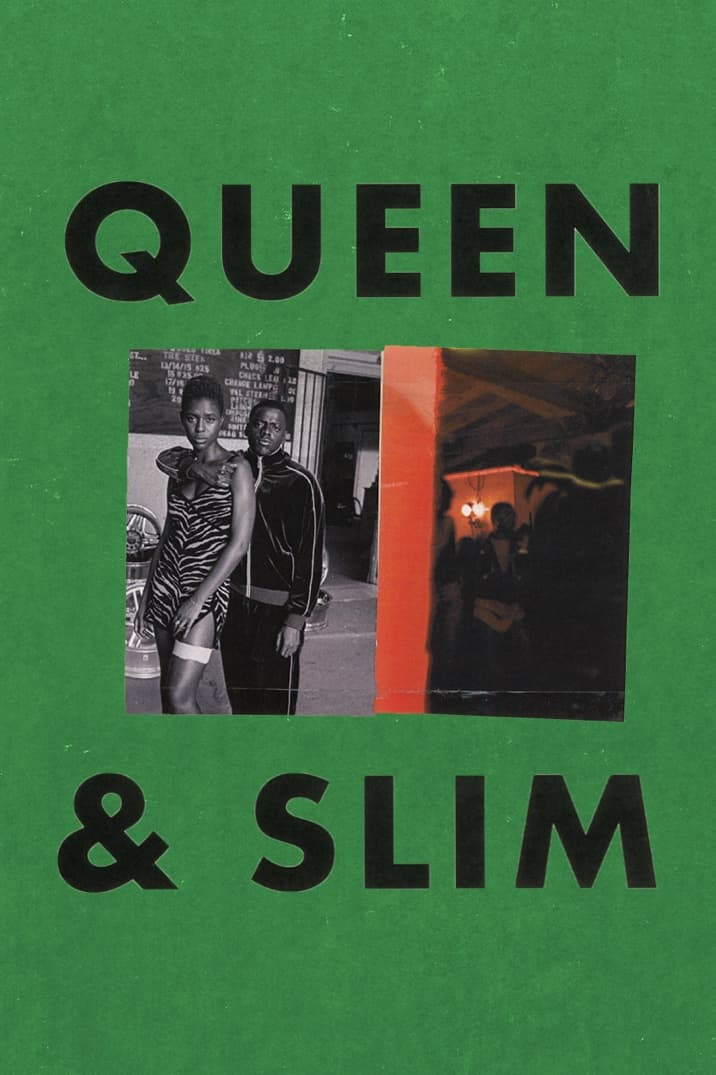 Poster image for Queen & Slim