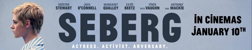 Poster image for Seberg