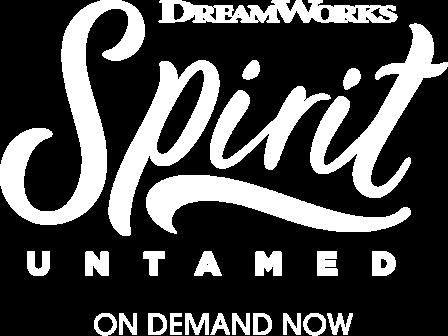 Title or logo for Spirit Untamed