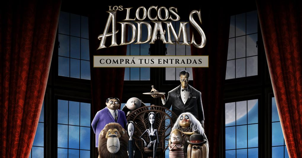 Los Locos Addams Comprar Entradas Universal Pictures