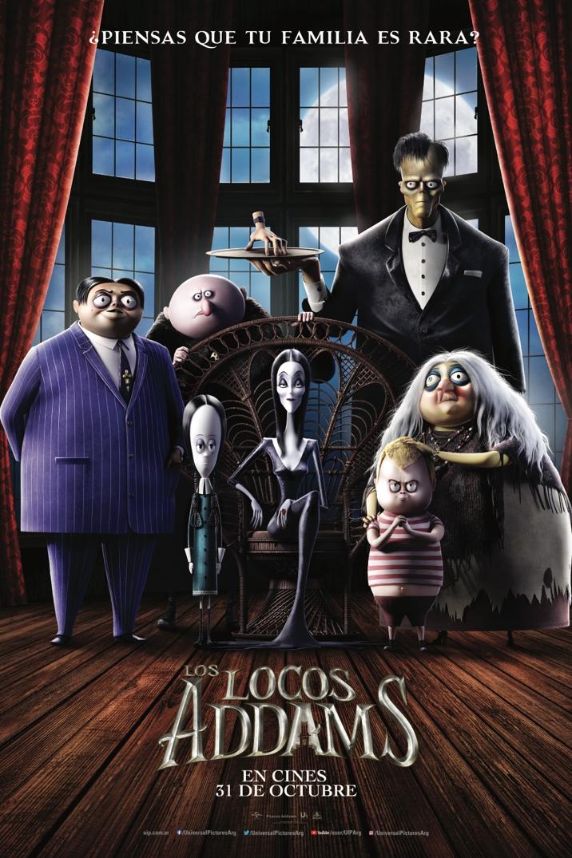 Poster image for  Los Locos Addams