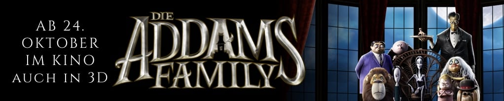 Poster image for Die Addams Family