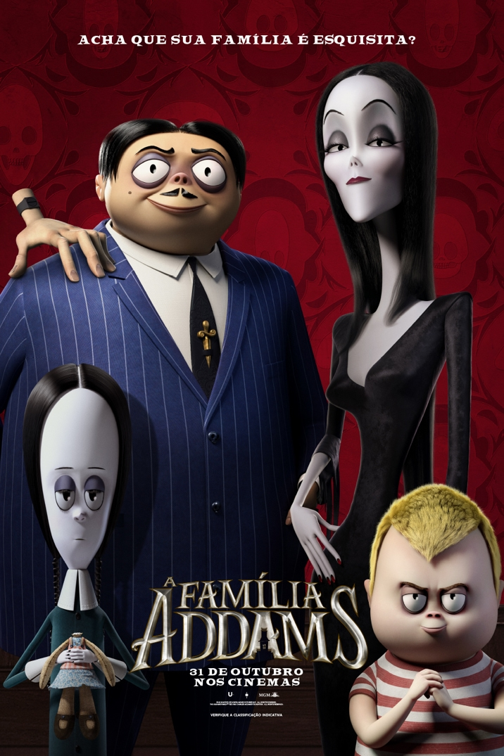 Poster image for A Família Addams