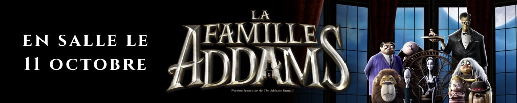 Poster image for La Famille Addams