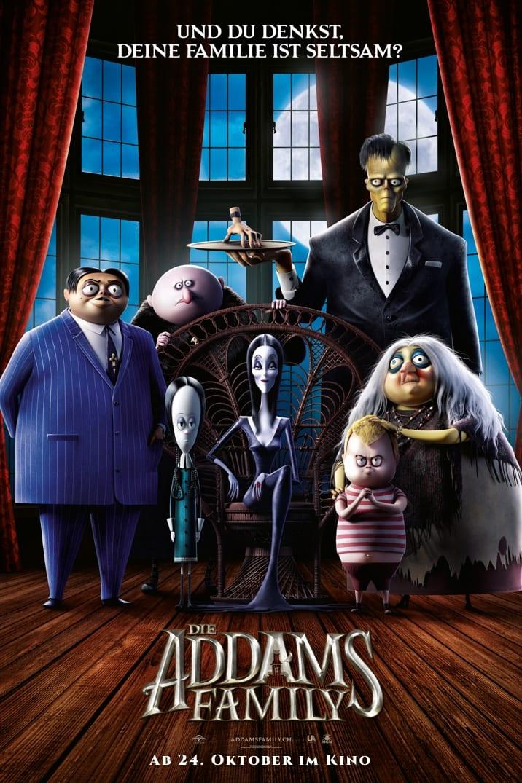 Die Addams Family Filmplakat
