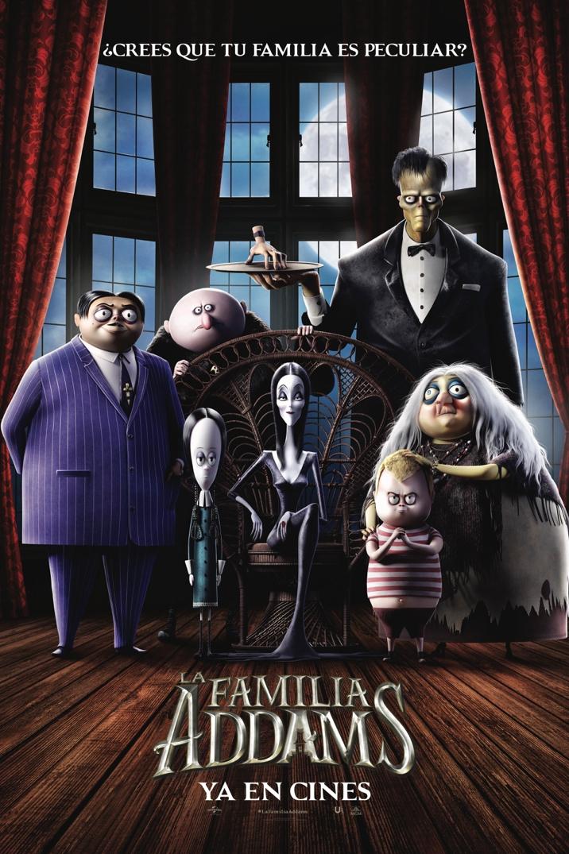 Poster de LA FAMILIA ADDAMS