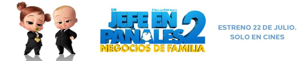 Poster image for Un Jefe En Pañales 2
