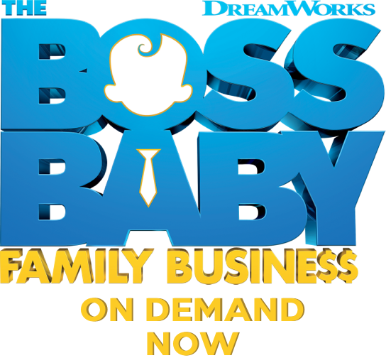 Title or logo for The Boss Baby: Family Business