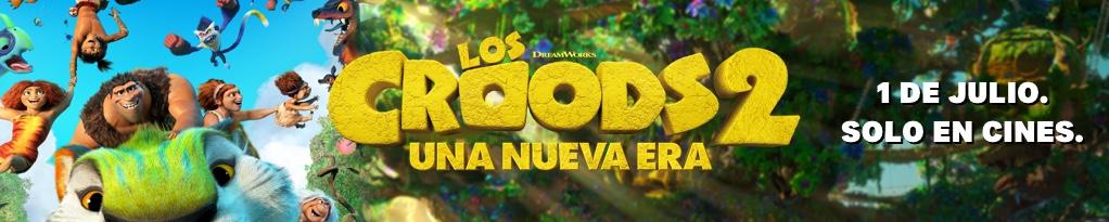 Poster image for Los Croods 2: Una Nueva Era