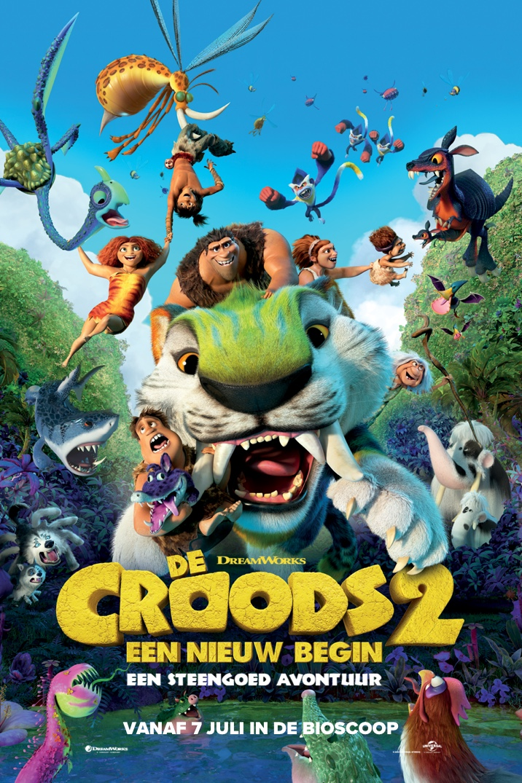 Poster image for De Croods 2: Een Nieuw Begin