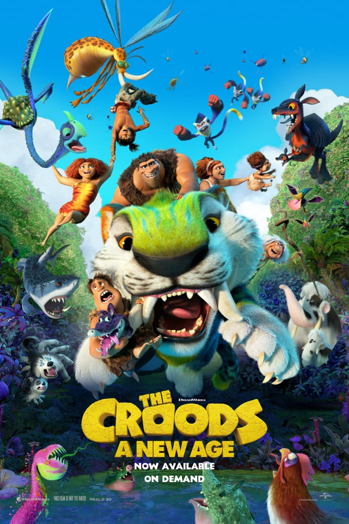 Poster image for The Croods: A New Age