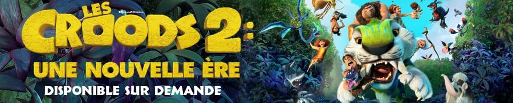 Poster image for Les Croods 2: Une Nouvelle Ère