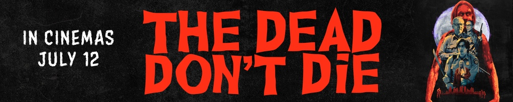 Poster for The Dead Don't Die