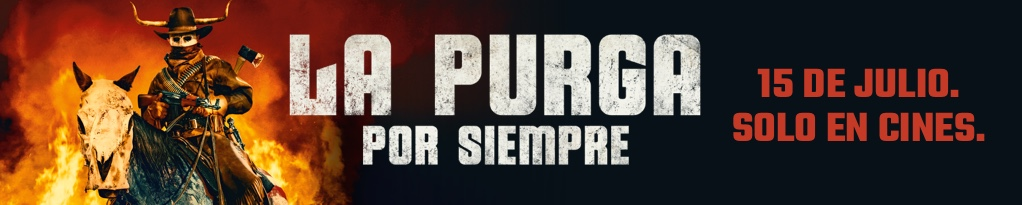 Poster image for The Forever Purge