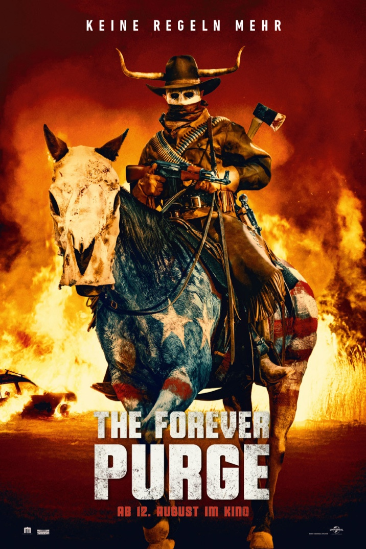 The Forever Purge Filmplakat