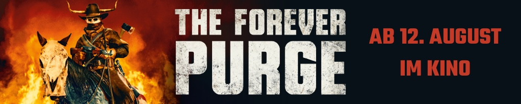 The Forever Purge Banner