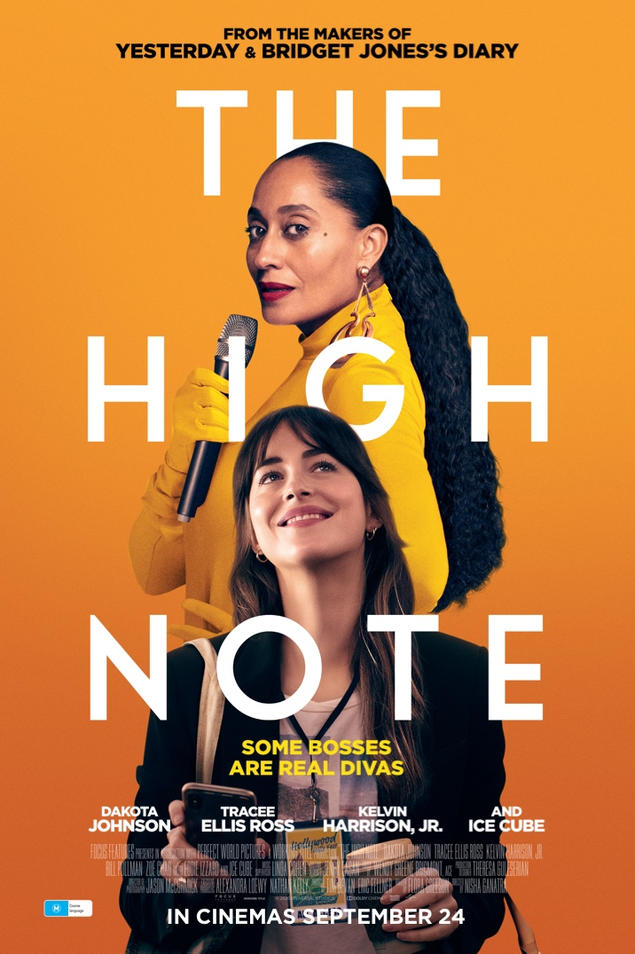 Poster image for The High Note