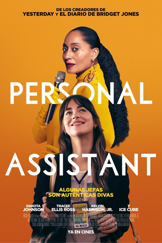 Poster de PERSONAL ASSISTANT