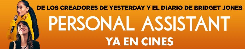 Banner de PERSONAL ASSISTANT