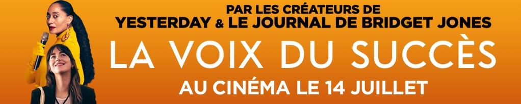 Bannière du film La Voix Du Succès