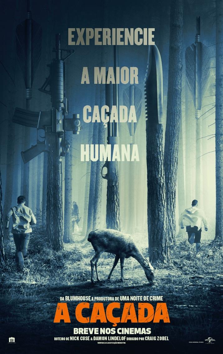 Poster image for A Caçada