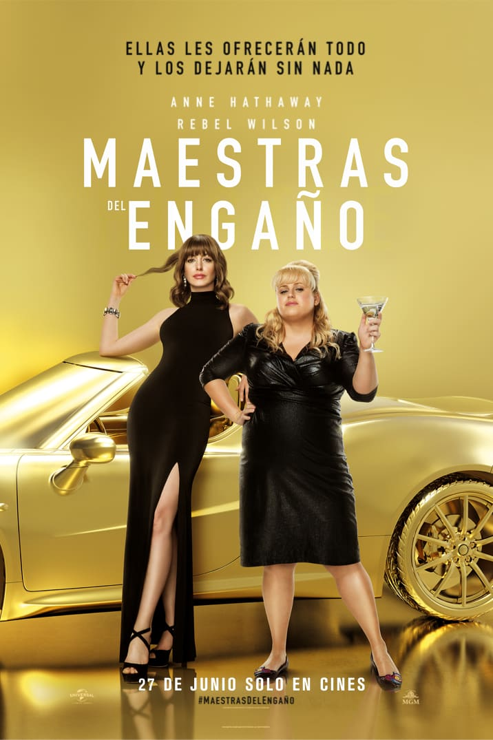 Poster for Maestras Del Engaño
