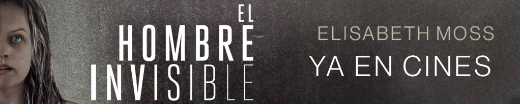 Banner de EL HOMBRE INVISIBLE