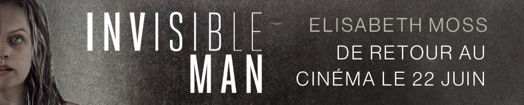 Bannière du film Invisible Man