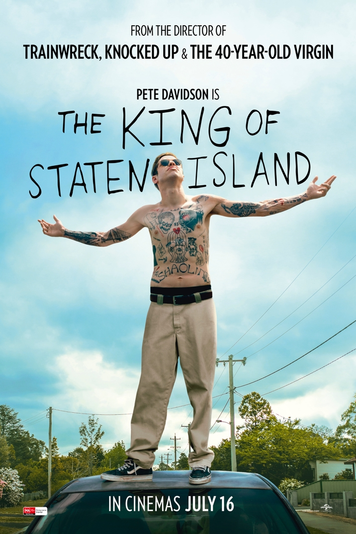 Poster image for The King of Staten Island