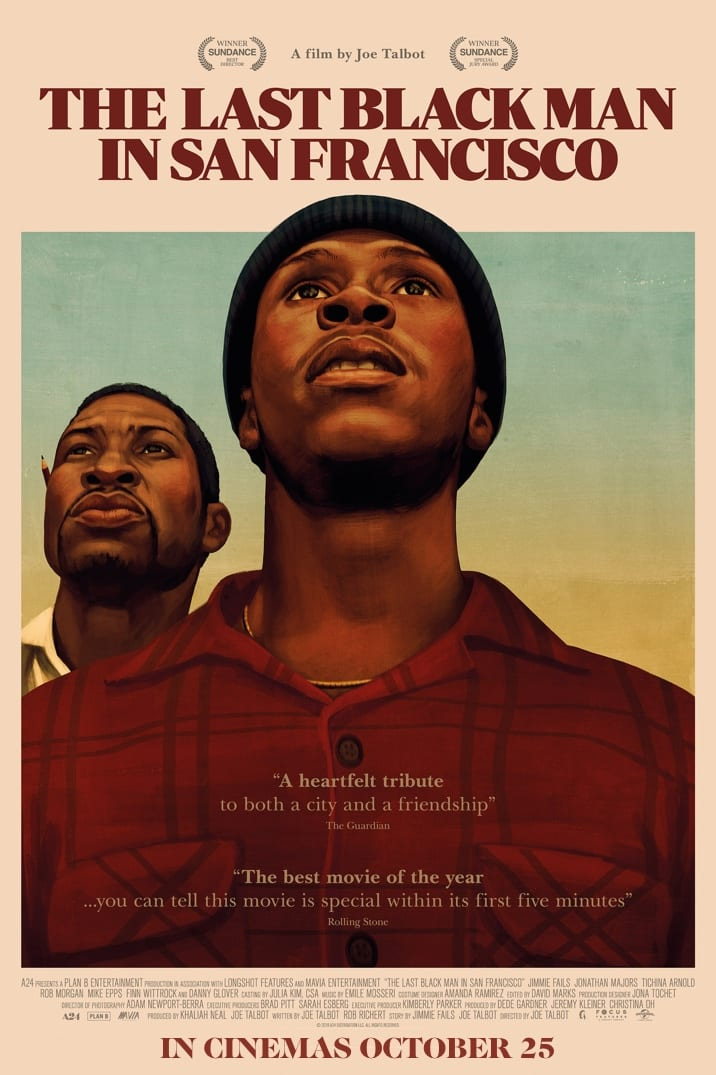Poster image for The Last Black Man in San Francisco