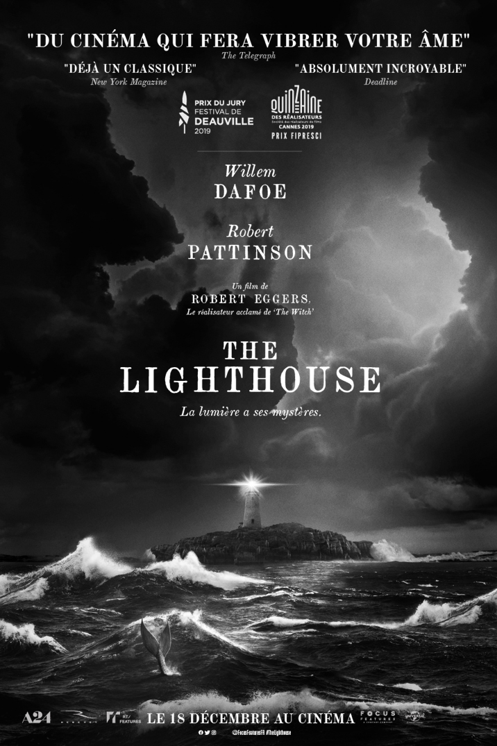 Affiche du film The Lighthouse